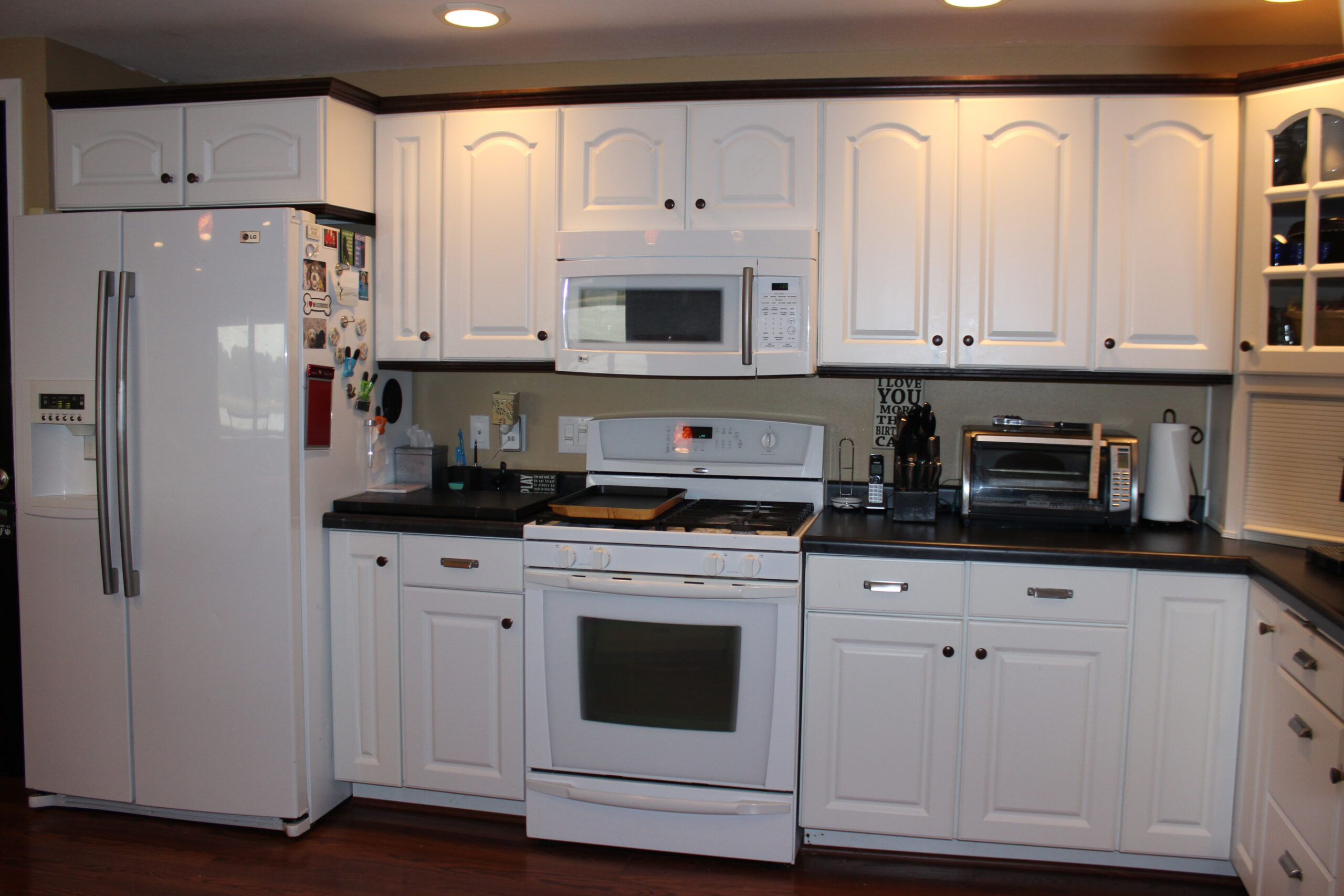 Mid Continent Cabinetry Creation of Open Concept Kitchen 2