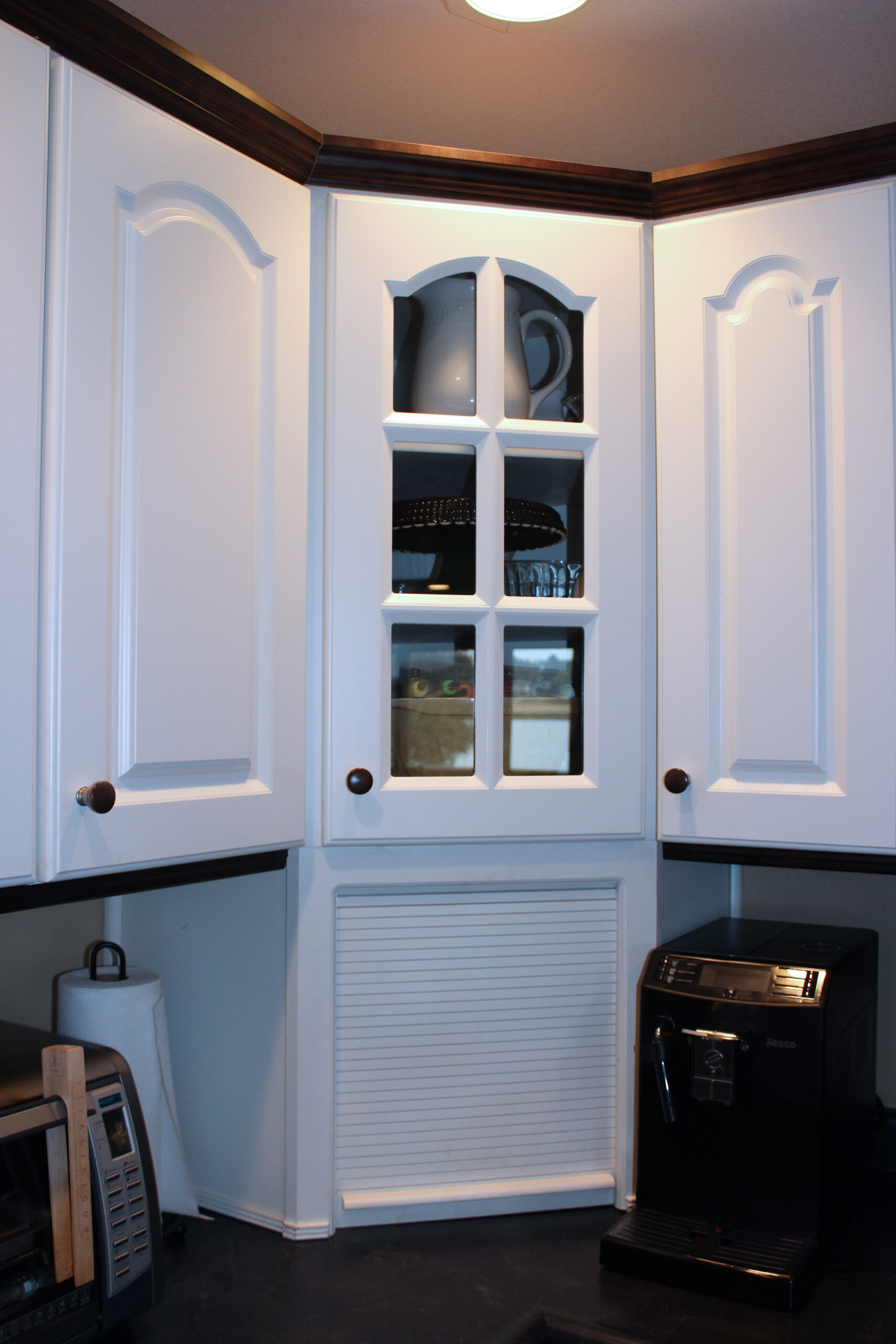 Mid Continent Cabinetry Creation of Open Concept Kitchen 4
