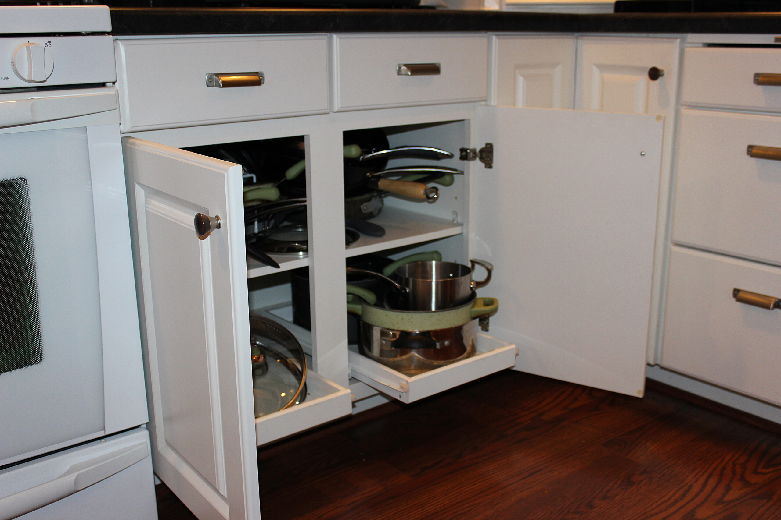 Mid Continent Cabinetry Creation of Open Concept Kitchen 8