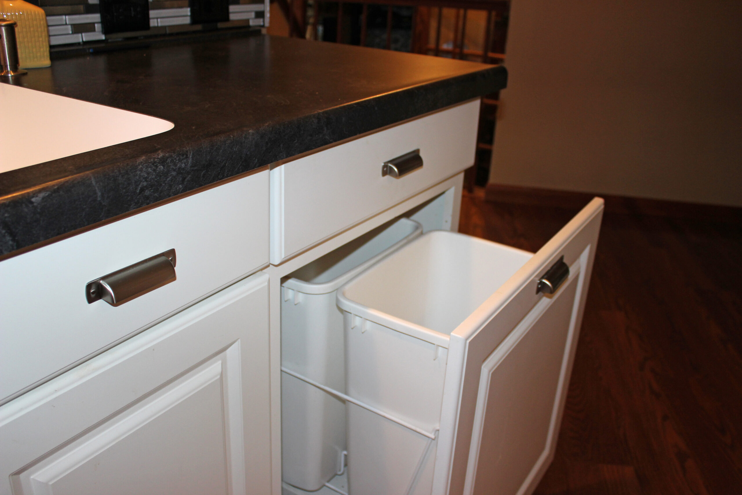 Mid Continent Cabinetry Creation of Open Concept Kitchen 9