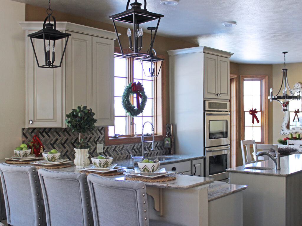 Mid Continent Cabinetry Gorgeous Kitchen Transformation 10