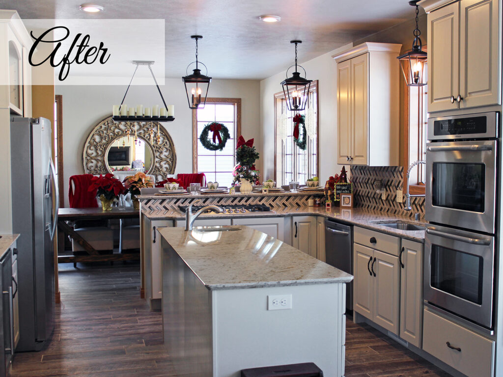 Mid Continent Cabinetry Gorgeous Kitchen Transformation 2