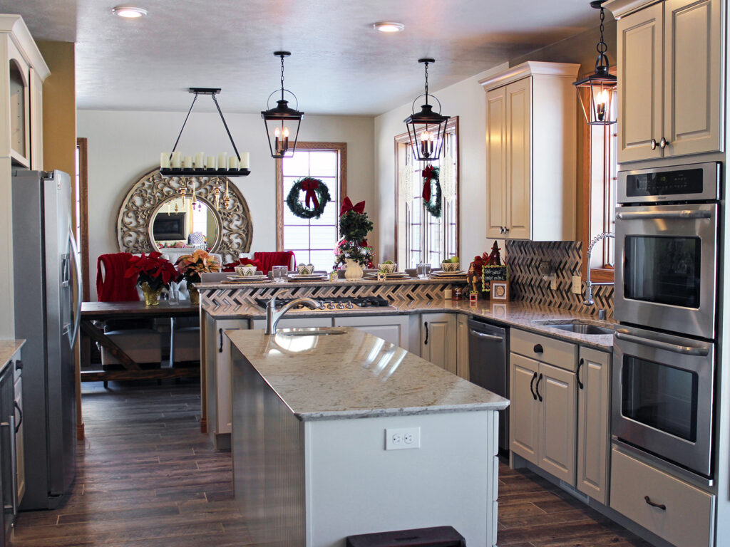 Mid Continent Cabinetry Gorgeous Kitchen Transformation
