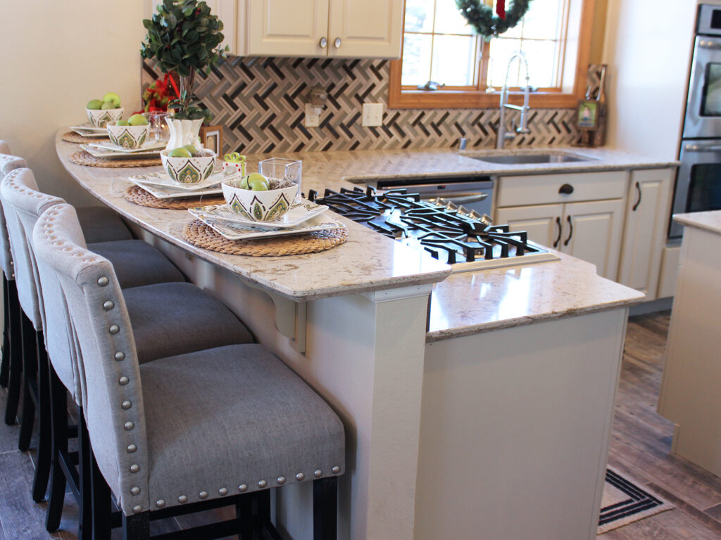 Mid Continent Cabinetry Gorgeous Kitchen Transformation 9