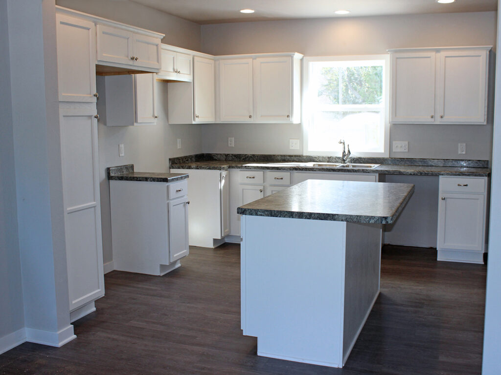 Mid Continent Cabinetry Open Concept Kitchen