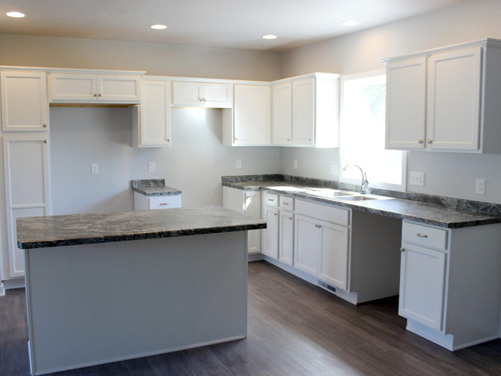 Mid Continent Cabinetry Open Concept Kitchen 2