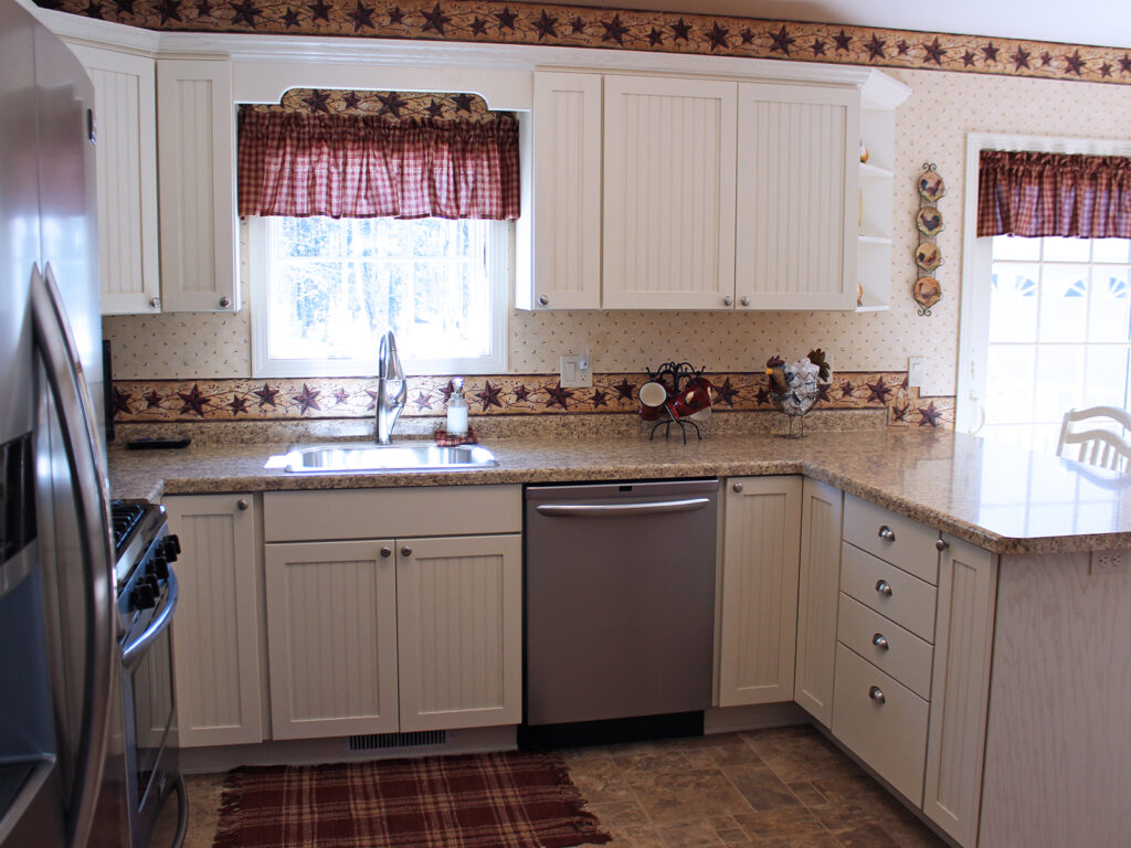 Mid Continent Cabinetry Super Cute Cottage Like Renovation 4