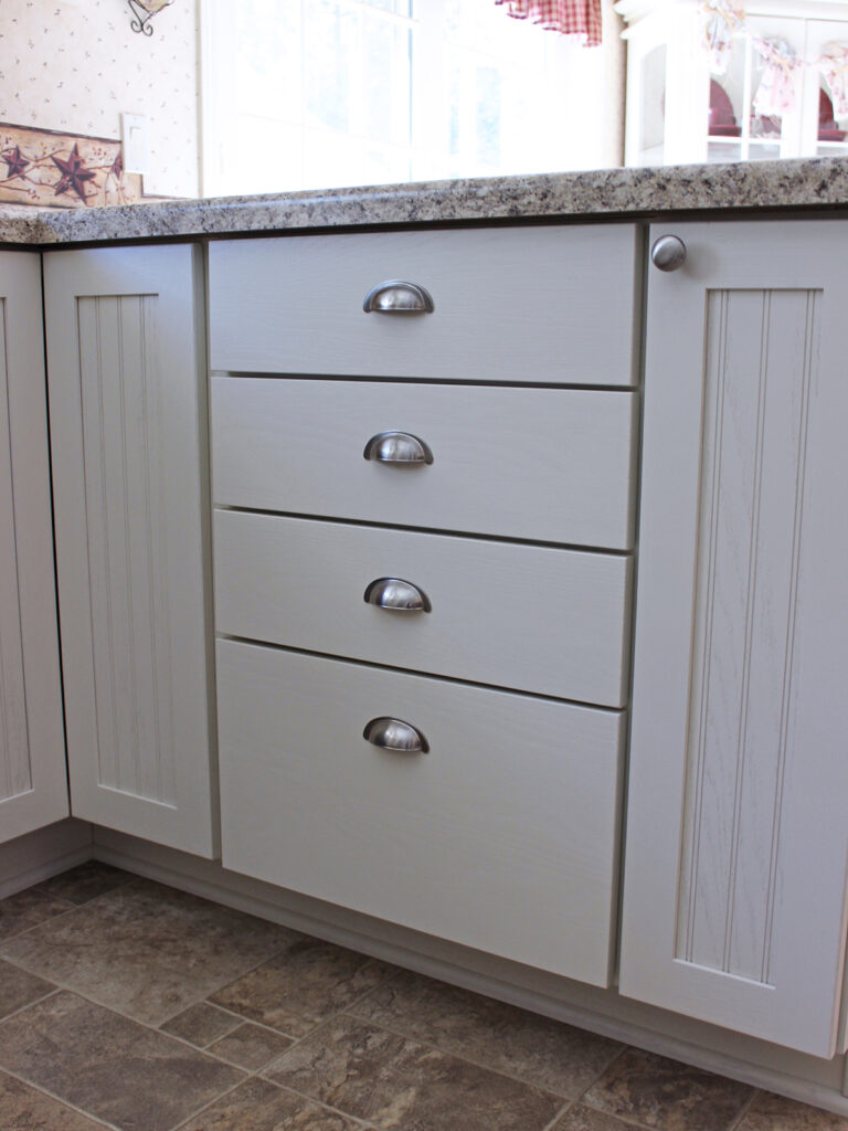 Mid Continent Cabinetry Super Cute Cottage Like Renovation 7
