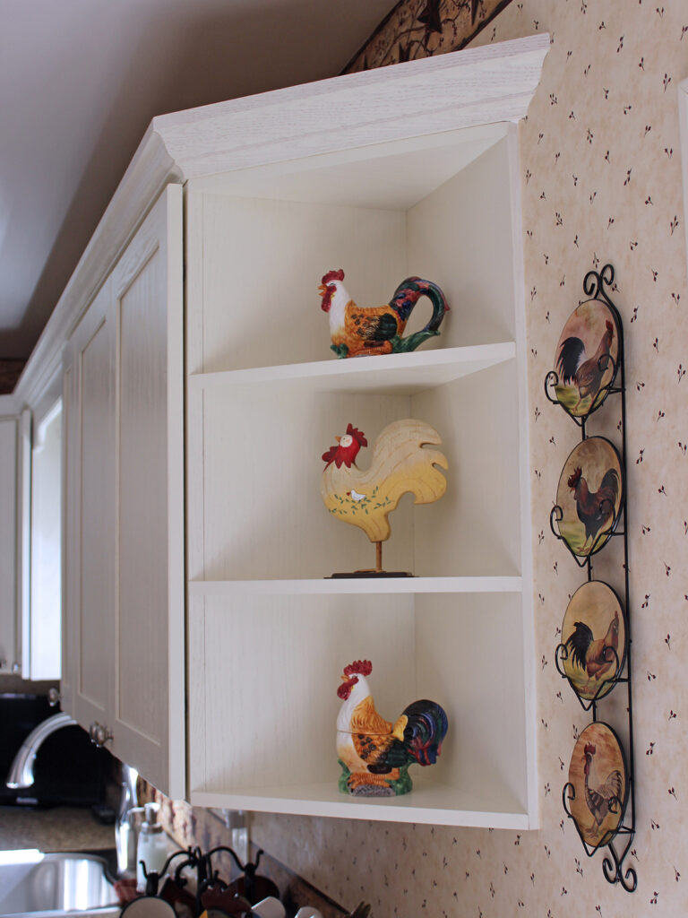 Mid Continent Cabinetry Super Cute Cottage Like Renovation 9