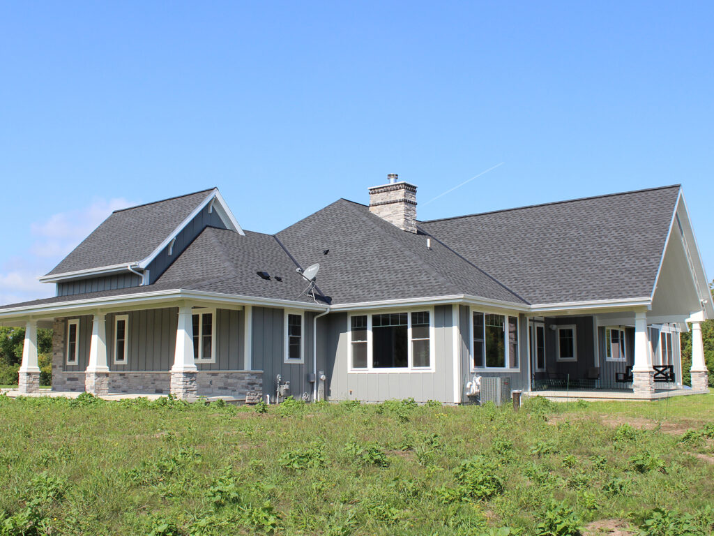 Quiet Serene Impressive New Home