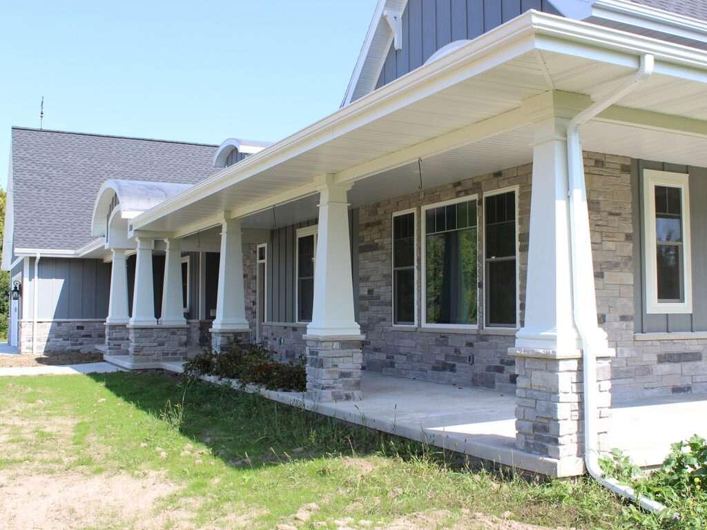 Quiet Serene Impressive New Home Construction
