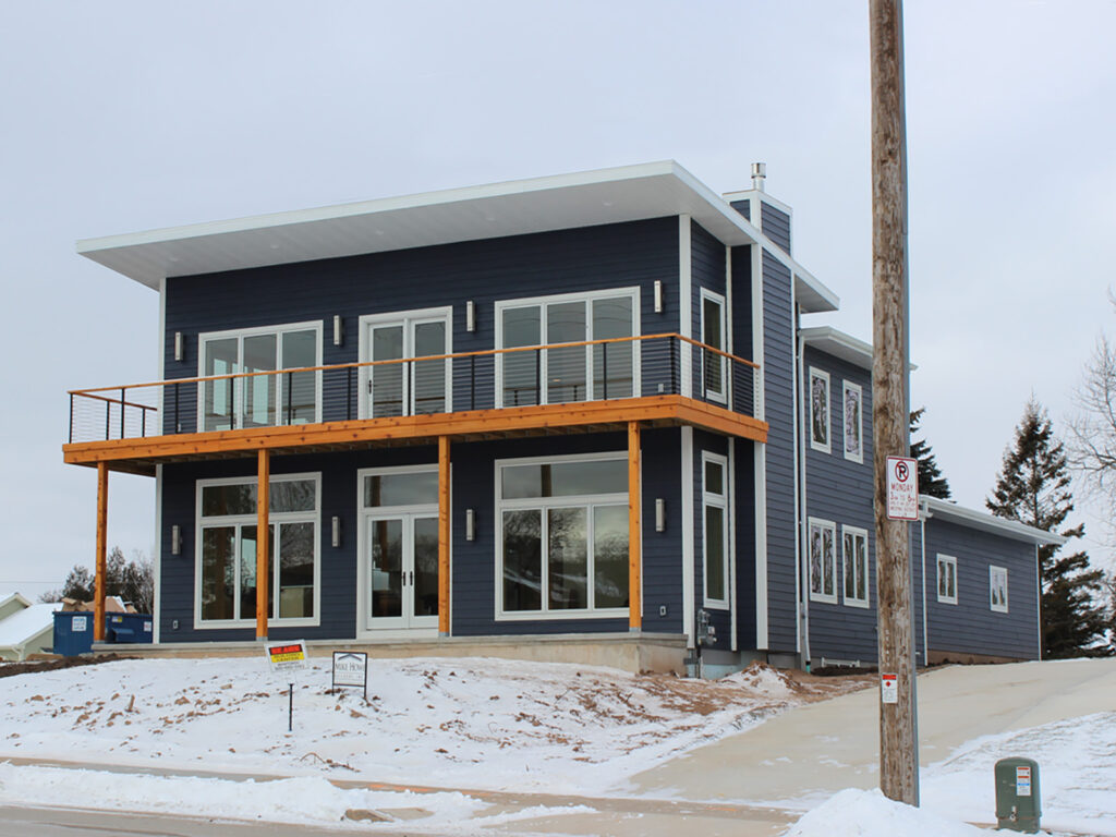 Spectacular Lake Michigan Views New Home Construction