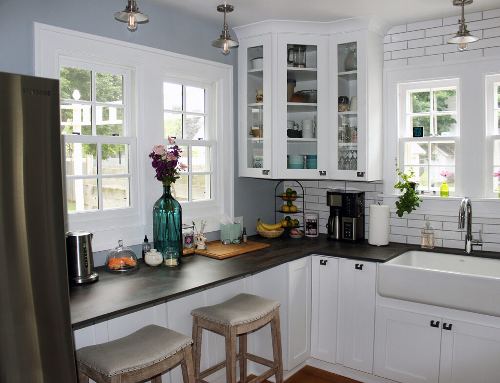 StarMark Cabinetry 1930s Charming Remodel 1