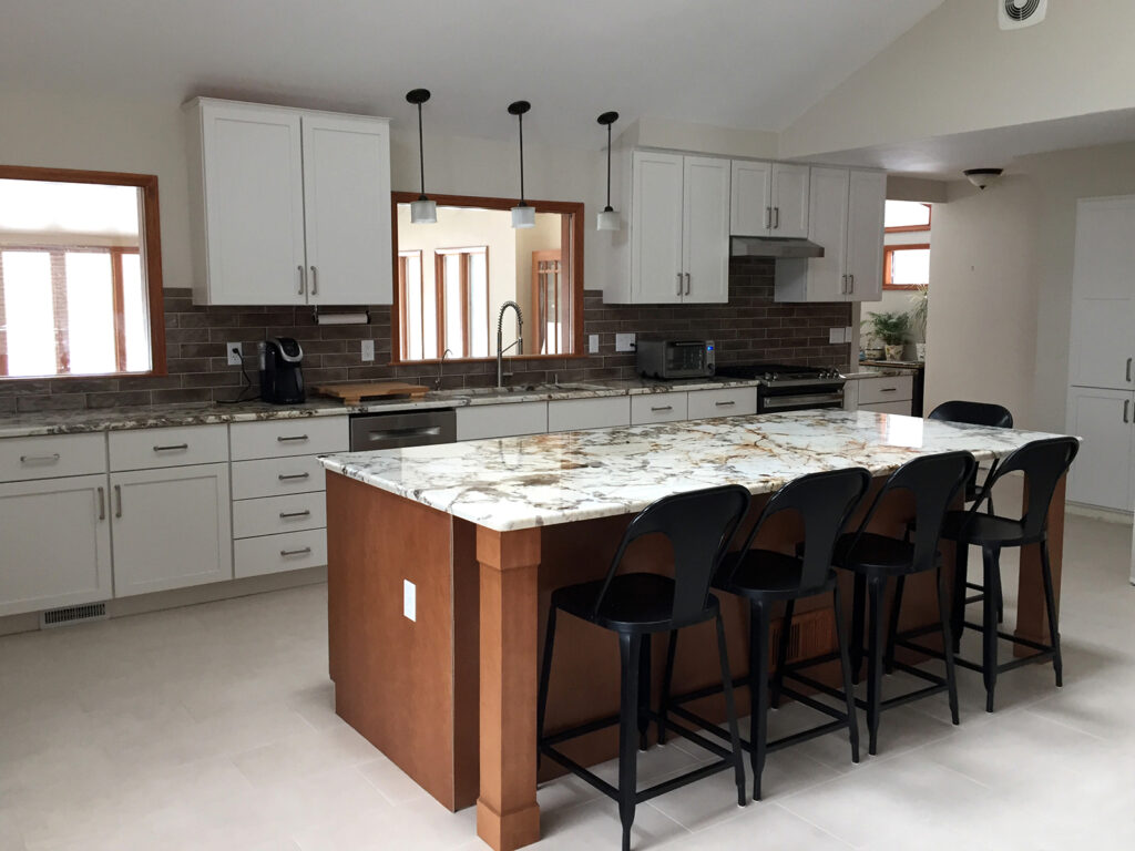 StarMark Cabinetry Beautifully Crafted Kitchen Renovation