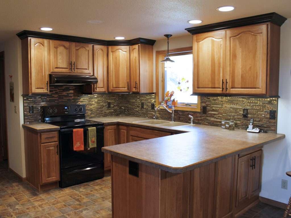 StarMark Cabinetry Kitchen Elegant Redesign