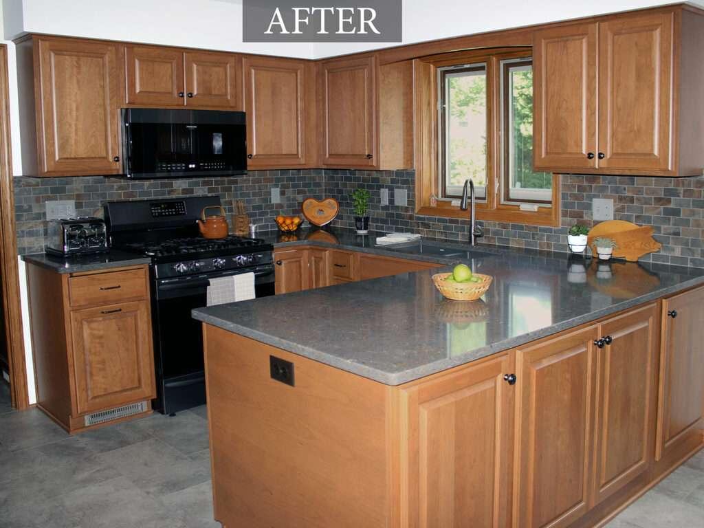 StarMark Cabinetry Kitchen Transformation 1