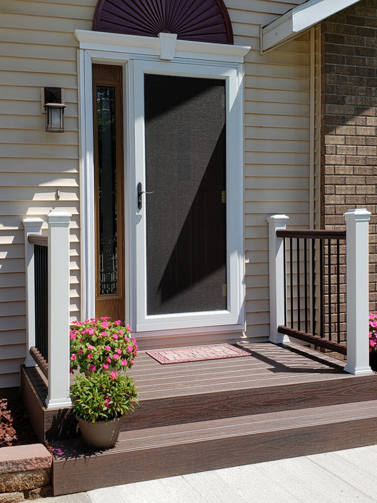 Trex Decking Front Porch 3