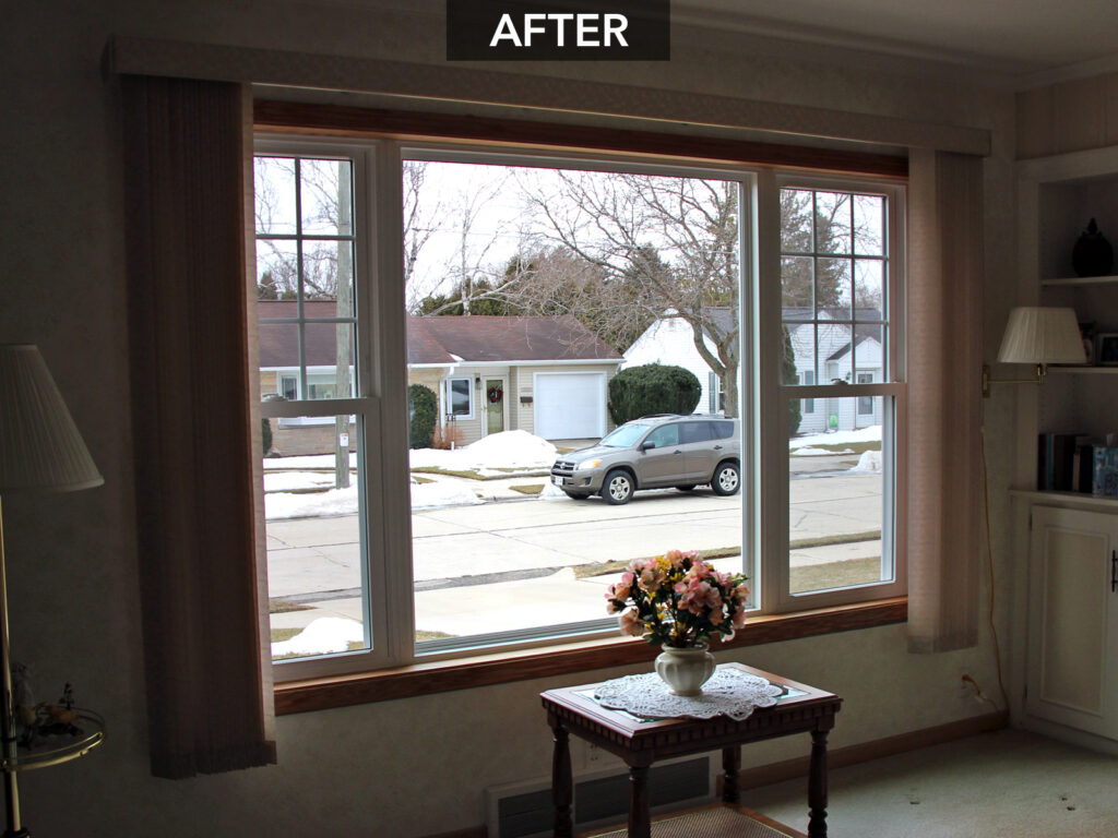 After View Window Unit Replacement Inside Angle View Alliance Windgate