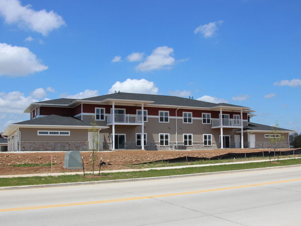 River's Edge Apartments - Building 1100