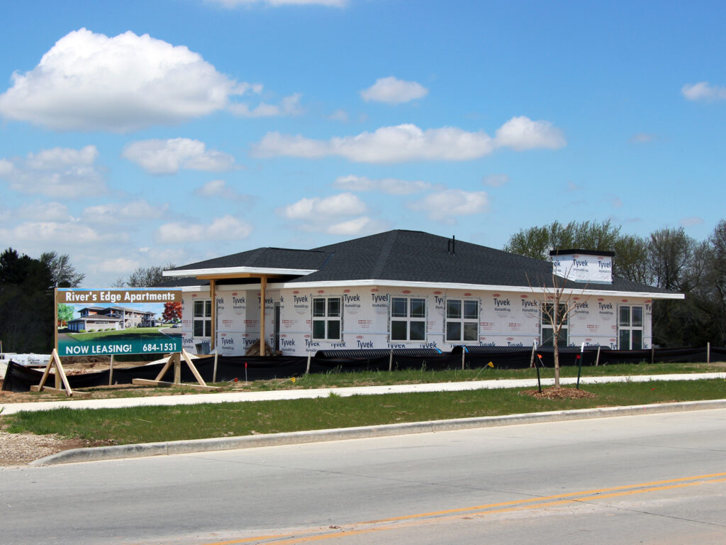 Rivers Edge Apartments - Clubhouse Building