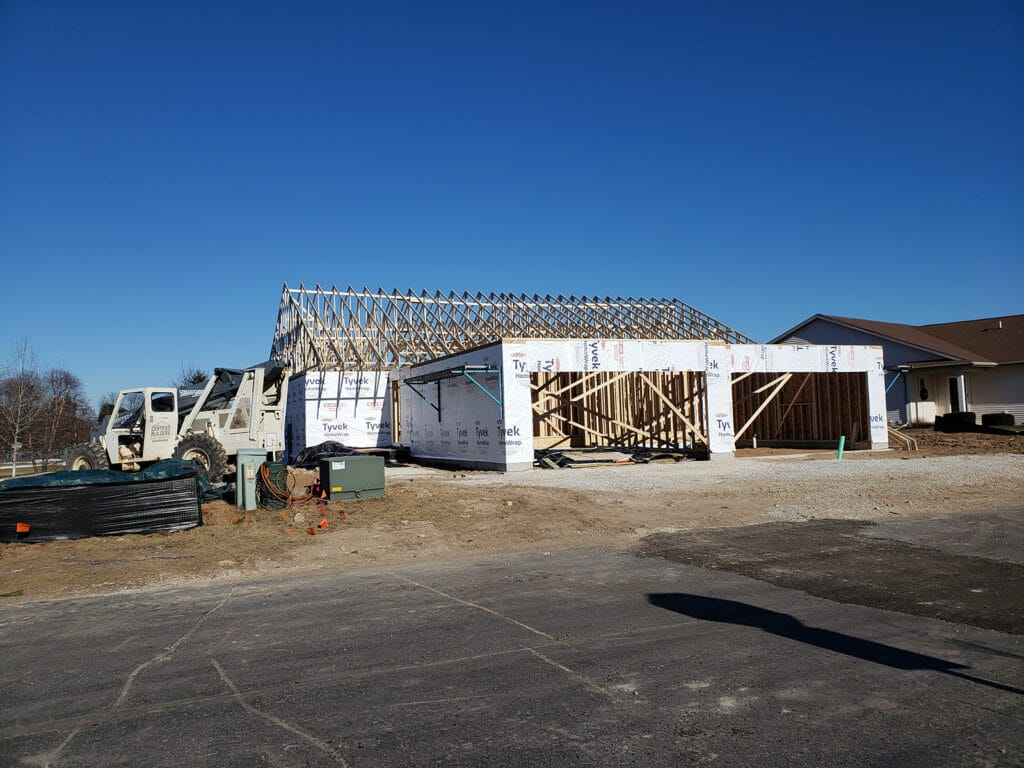 Work on Condo Units 1506 and 1508